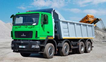 МАЗ 6516V8-523-000 full