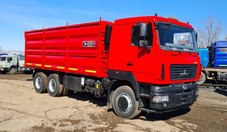 Зерновоз М553500 на шасси МАЗ-65012J-8550-000